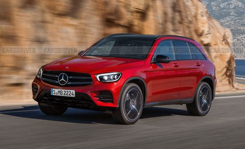 51 New 2020 Mercedes Glc New Model and Performance