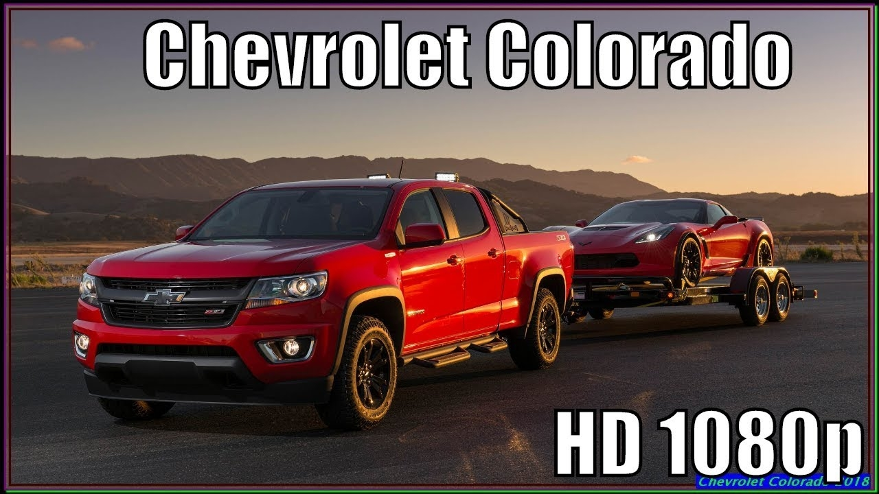 51 The 2019 Chevy Colorado Going Launched Soon Style