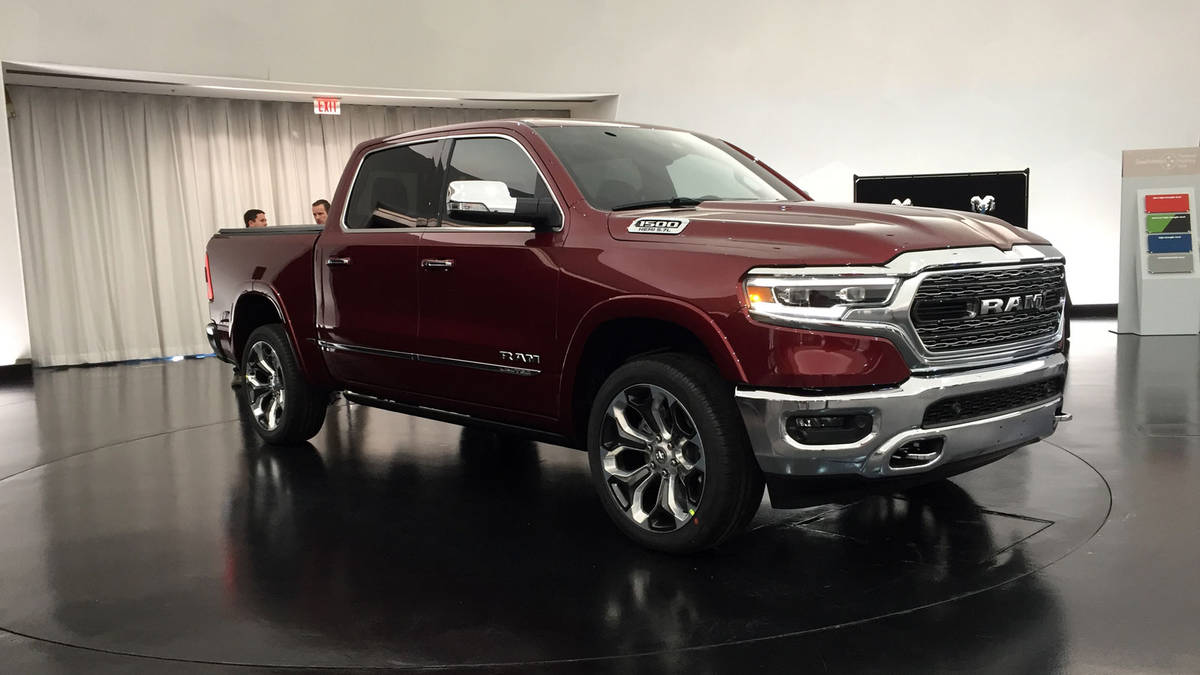 51 The 2019 Dodge Ram Truck Review