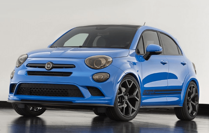 51 The 2020 Fiat 500X First Drive