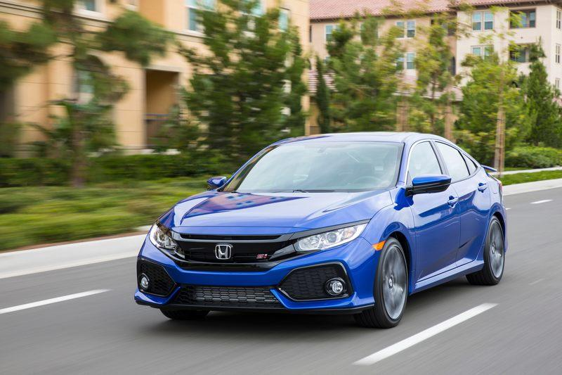 51 The 2020 Honda Civic Si Sedan Pictures