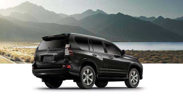 51 The 2020 Lexus GX 460 Exterior and Interior