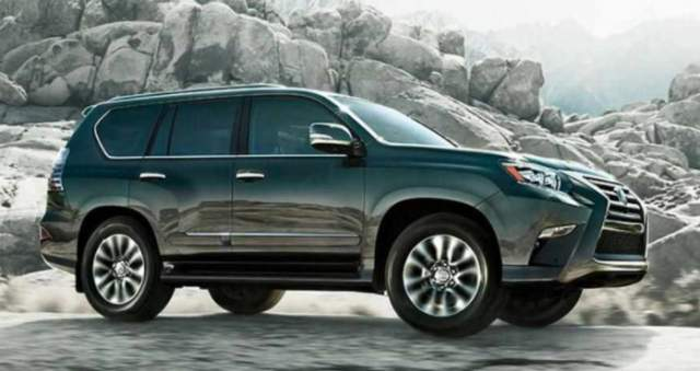 51 The 2020 Lexus GX 460 First Drive