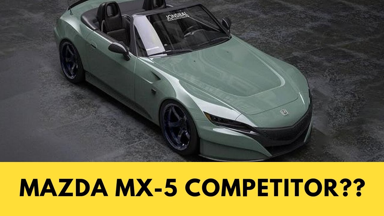 51 The 2020 Mazda MX 5 Review and Release date