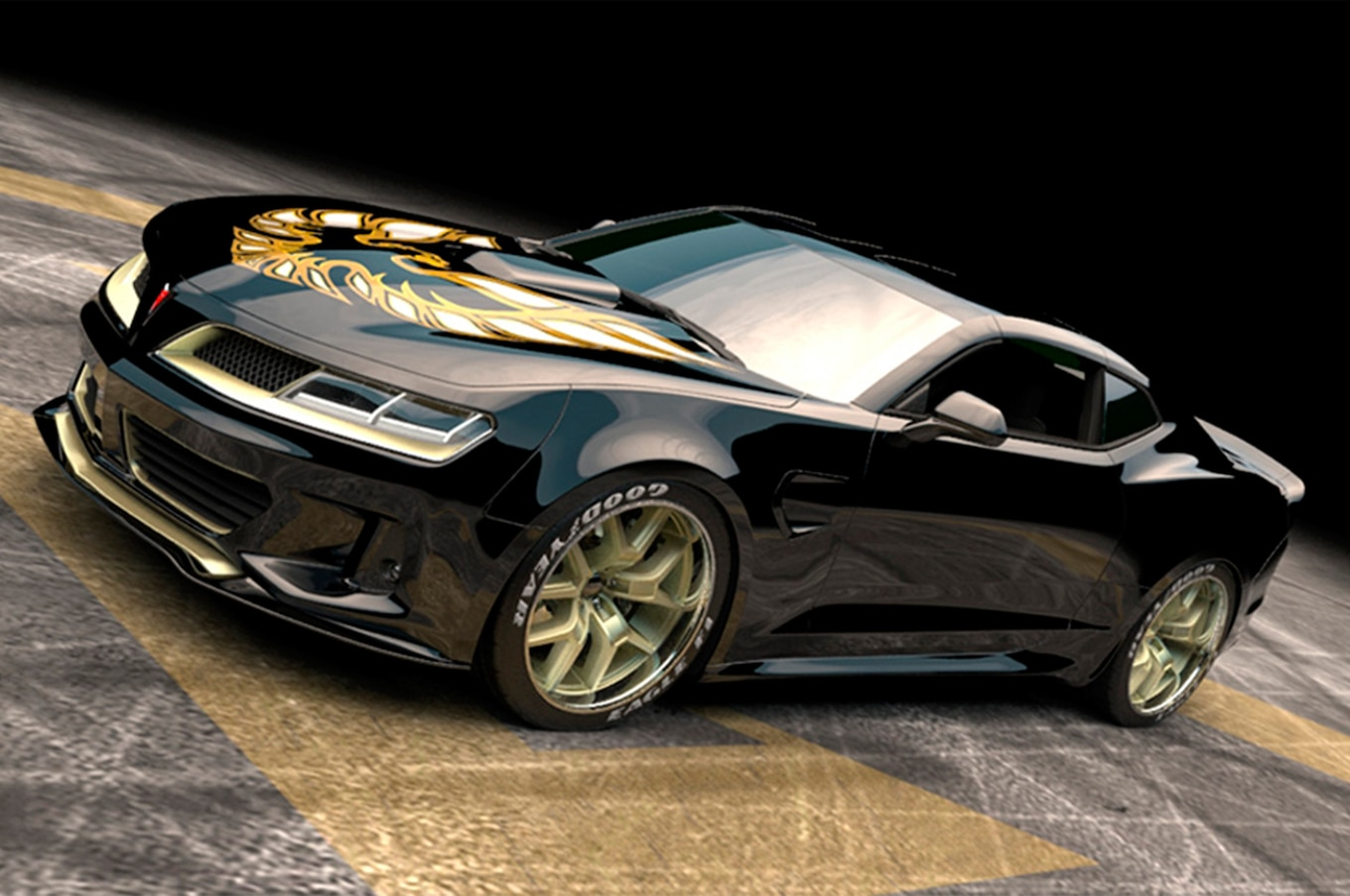 51 The 2020 Pontiac Firebird Performance