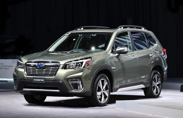 51 The 2020 Subaru Forester Exterior