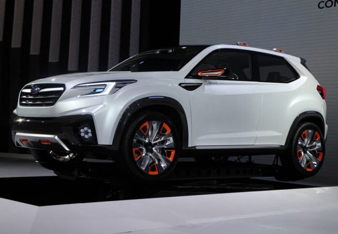 51 The 2020 Subaru Forester Model