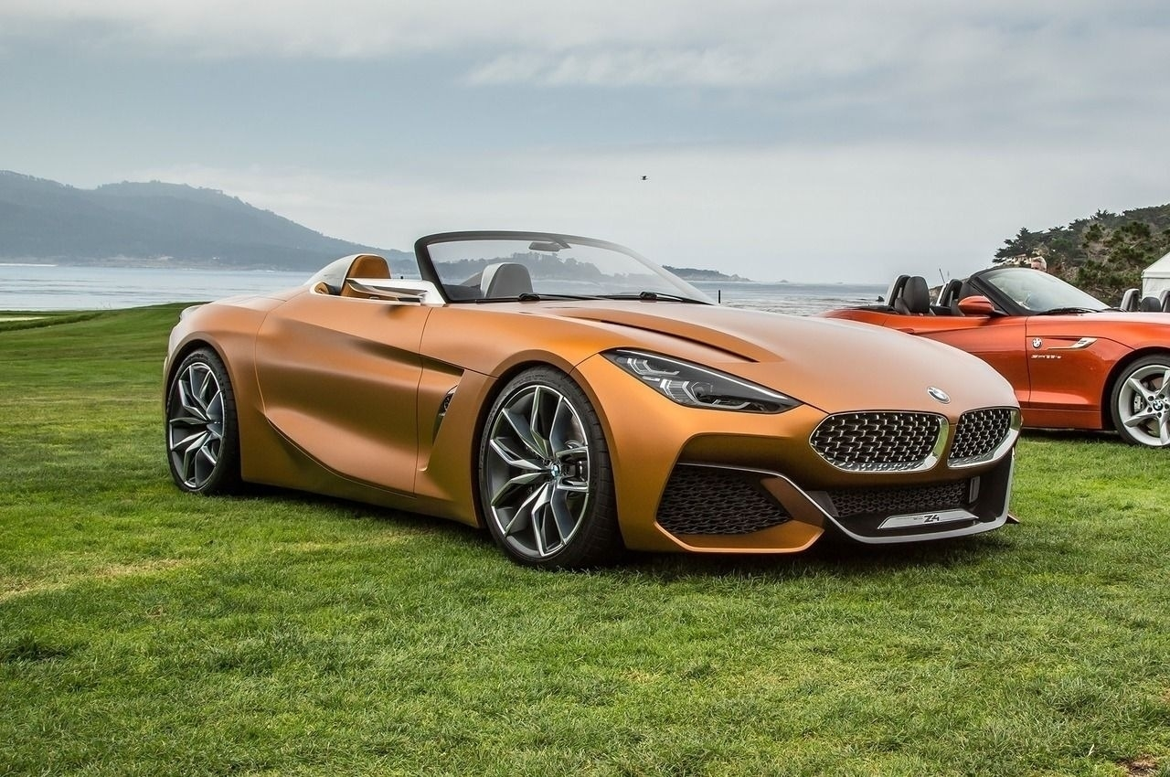 51 The Best 2019 BMW Z4 M Roadster Interior