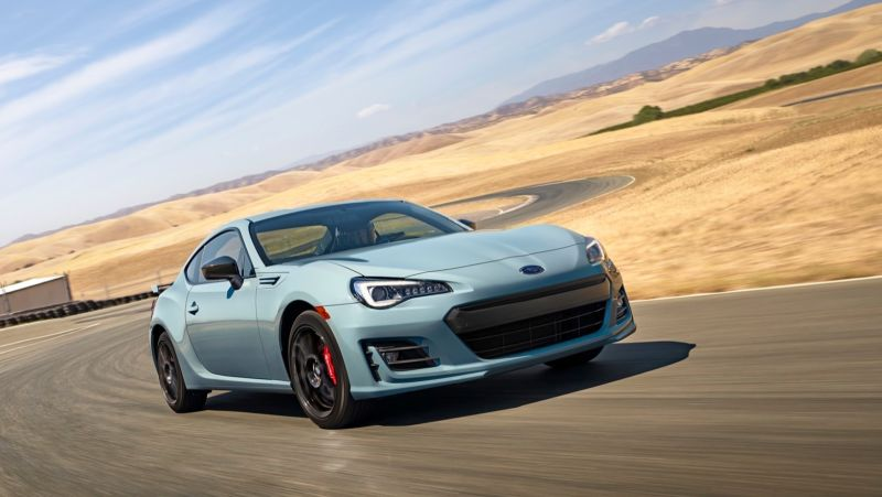 51 The Best 2019 Subaru Brz Sti Turbo Model