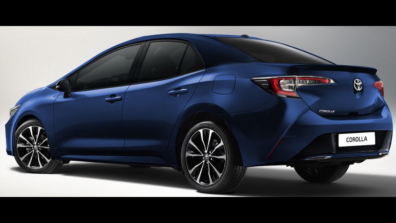 51 The Best 2019 Toyota Altis Price