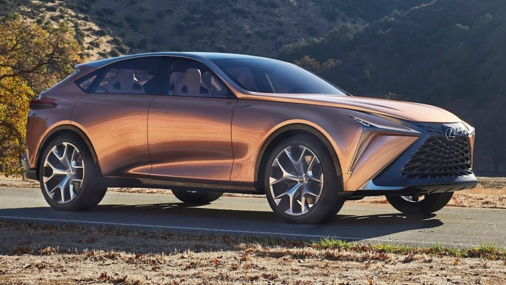 51 The Best 2020 Lexus RX 450h Redesign and Review