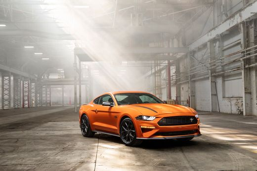 51 The Best 2020 Mustang New Review