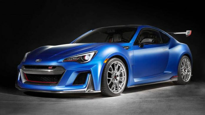 51 The Best 2020 Subaru BRZ Performance and New Engine