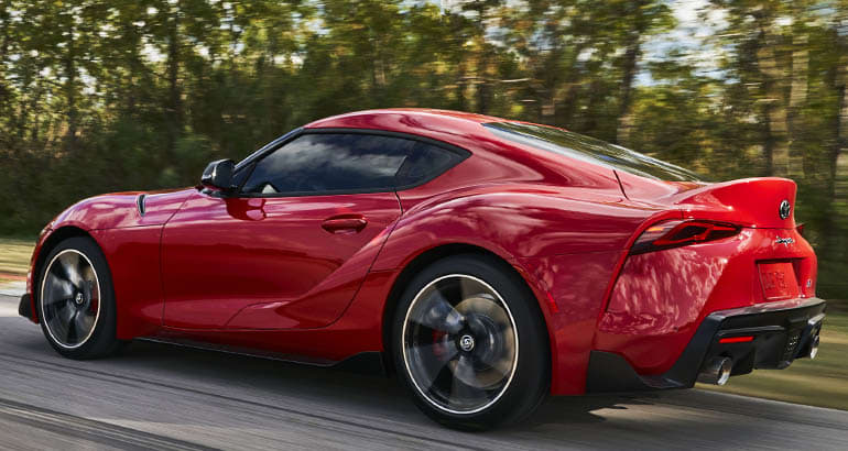 51 The Best 2020 Toyota Supra New Model and Performance