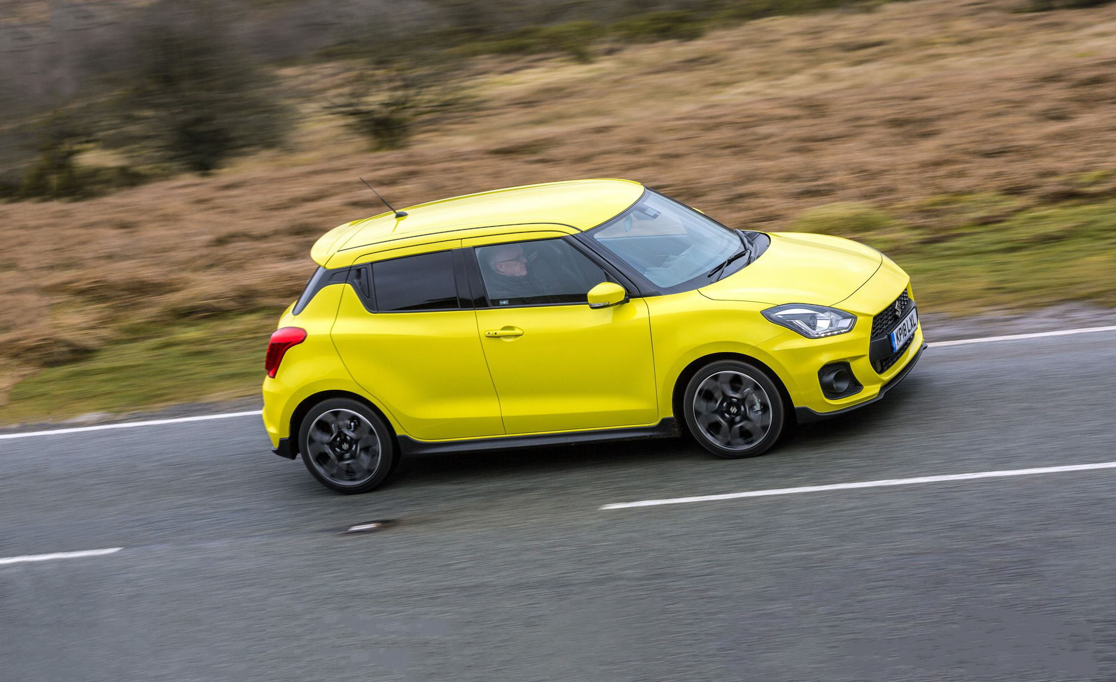 52 A 2019 New Suzuki Swift Sport Model