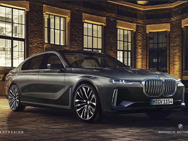 52 A 2020 BMW 7 Series Release