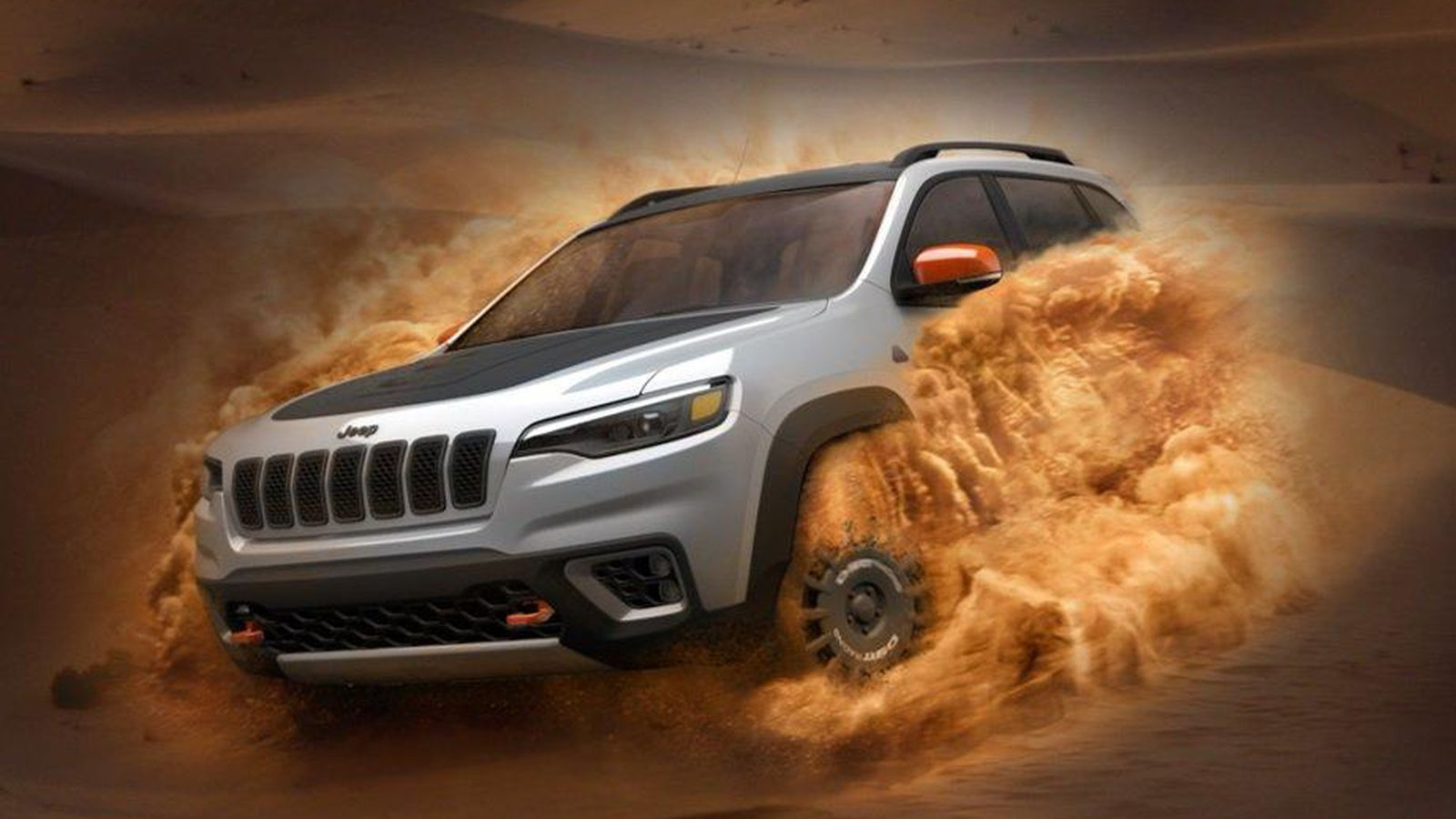 52 A 2020 Jeep Cherokee First Drive