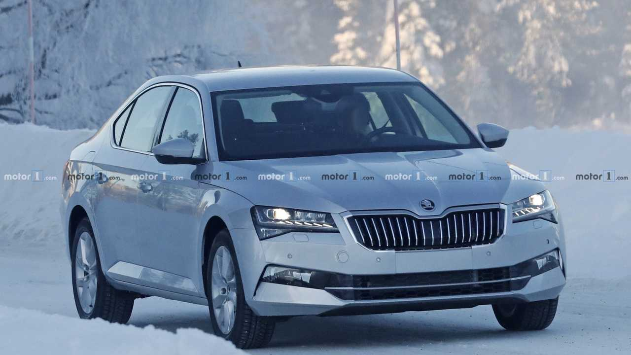 52 A 2020 Skoda Superb Redesign and Concept