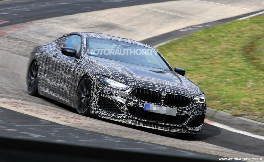 52 A 2020 Spy Shots BMW 3 Series Redesign and Review