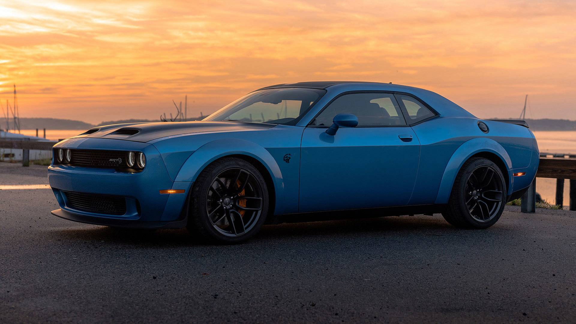 52 All New 2019 Dodge Challenger Srt Release Date and Concept