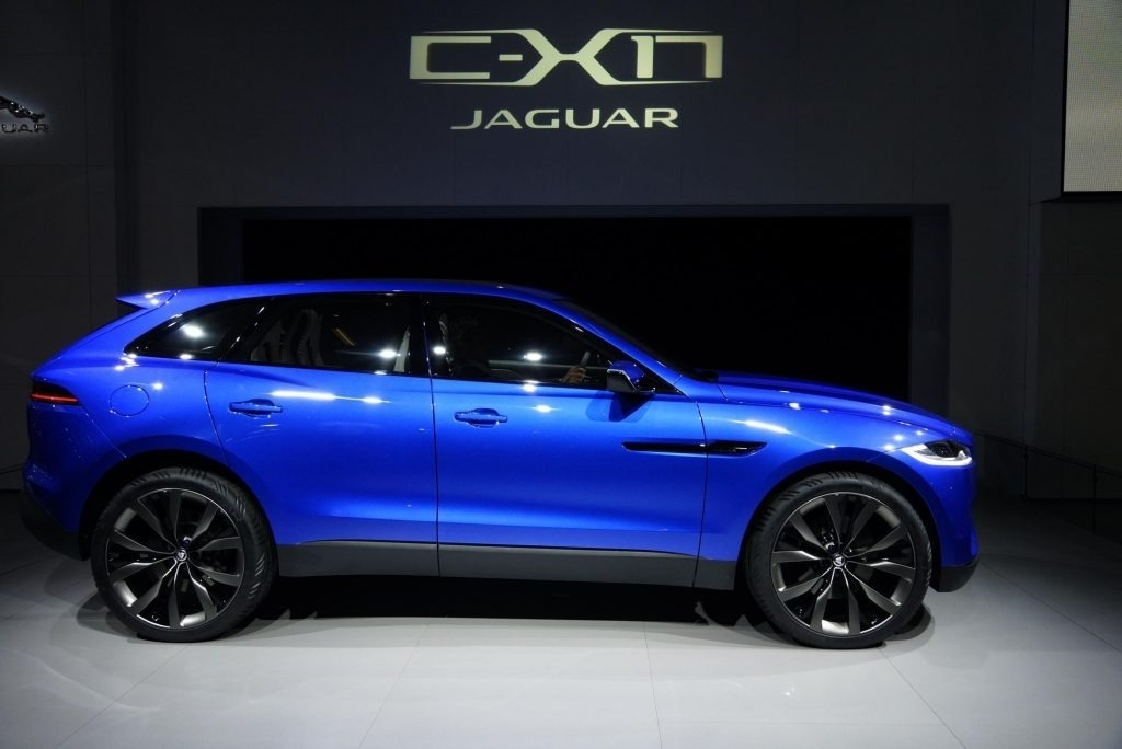 52 All New 2019 Jaguar C X17 Crossover Style