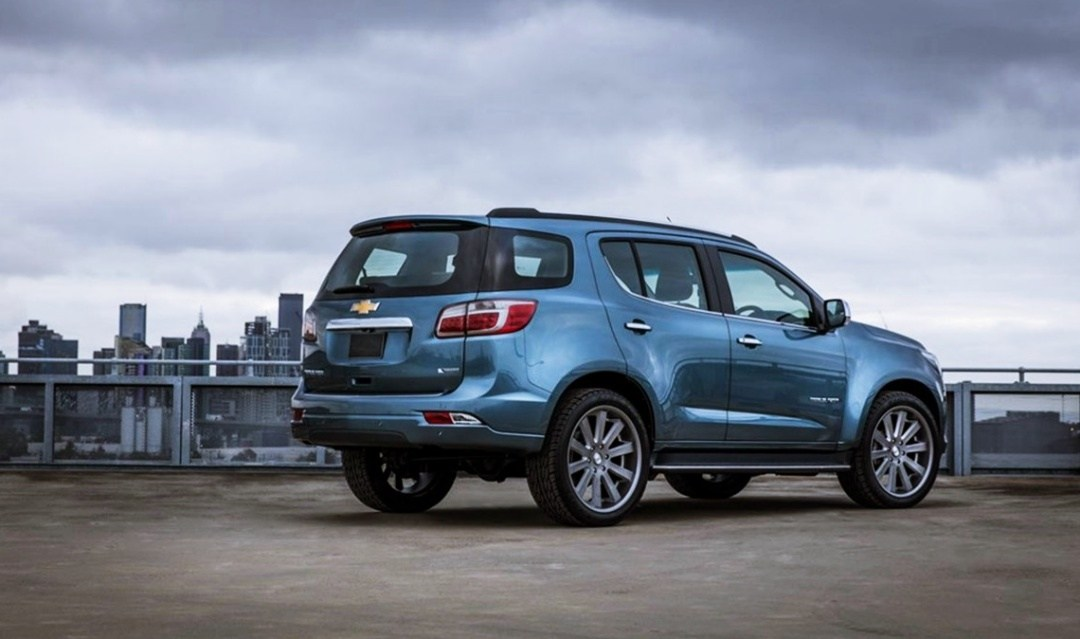 52 All New 2020 Chevrolet Trailblazer Ss Price