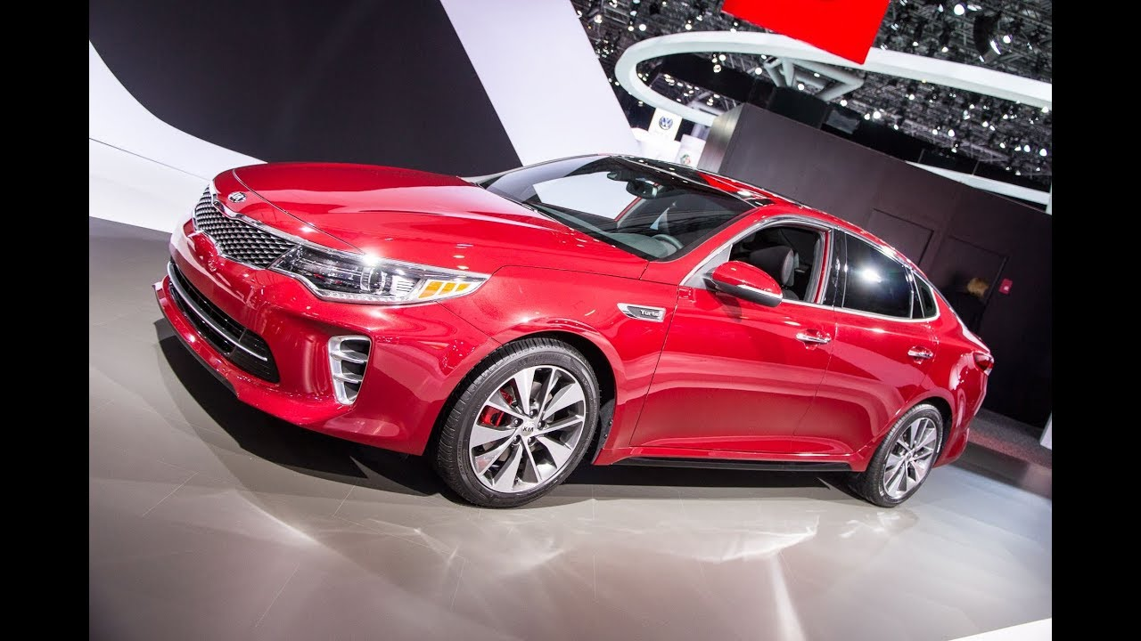 52 All New 2020 Kia Optima Exterior