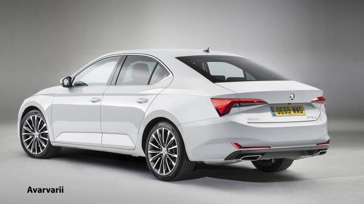 52 All New 2020 Skoda Superb Release Date