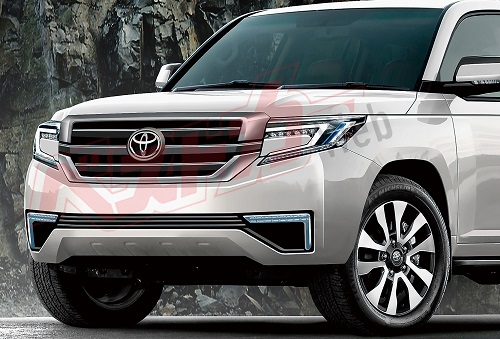 52 All New 2020 Toyota Land Cruiser Engine