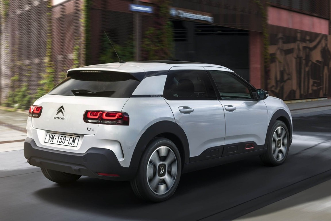 52 Best 2019 Citroen C4 Redesign and Concept