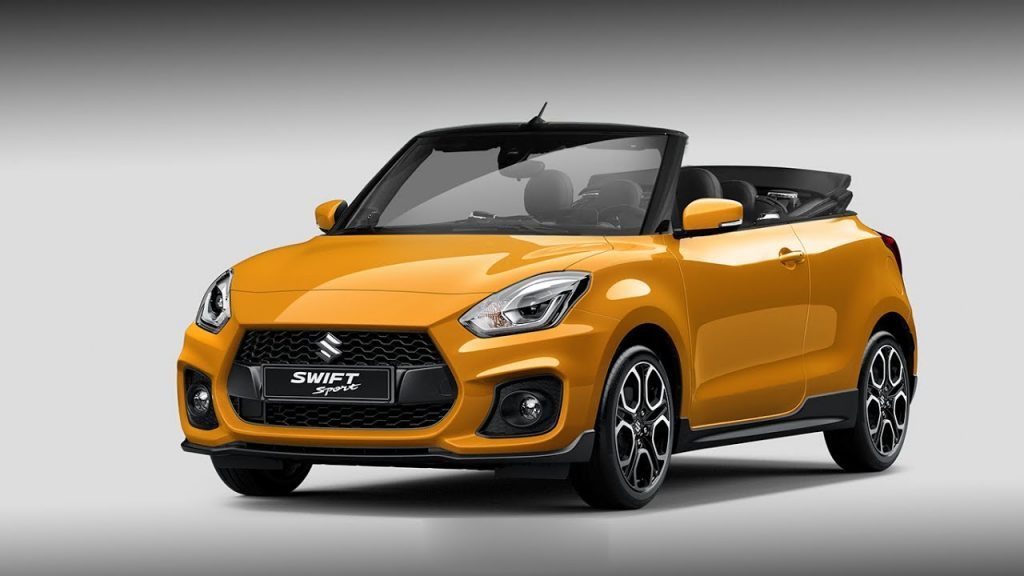52 Best 2019 New Suzuki Swift Sport Redesign and Concept