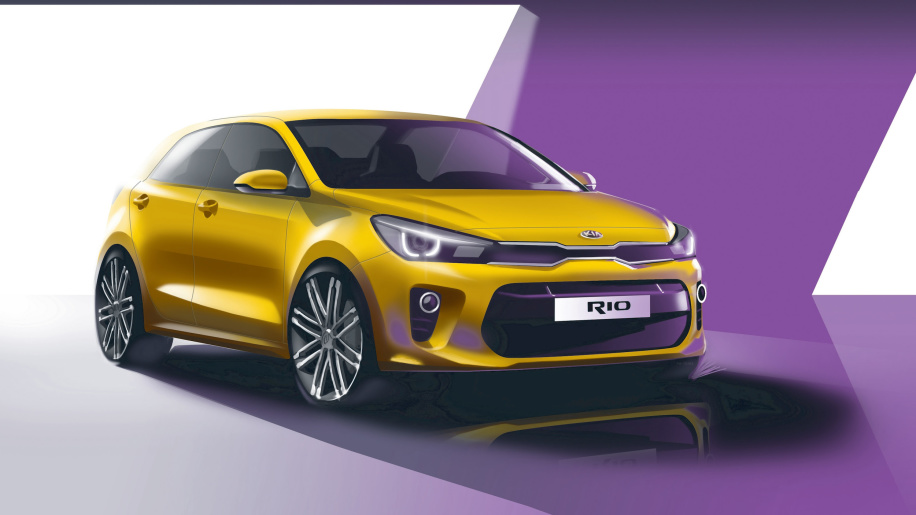 52 Best 2020 All Kia Rio Exterior