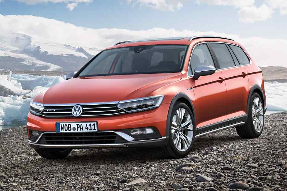 52 New 2019 Vw Passat Alltrack Redesign
