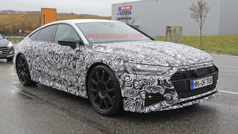 52 New 2020 Audi Rs7 Exterior