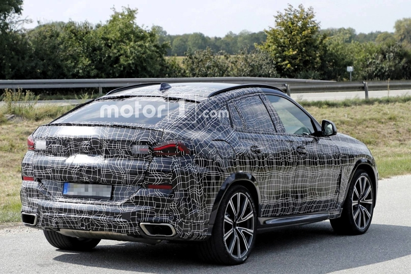52 New 2020 BMW X6 Release Date and Concept