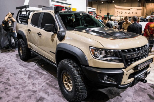 52 New 2020 Chevy Colorado Redesign and Review