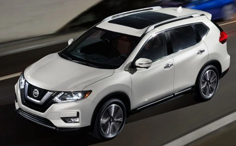 52 New 2020 Nissan Rogue Price Design and Review
