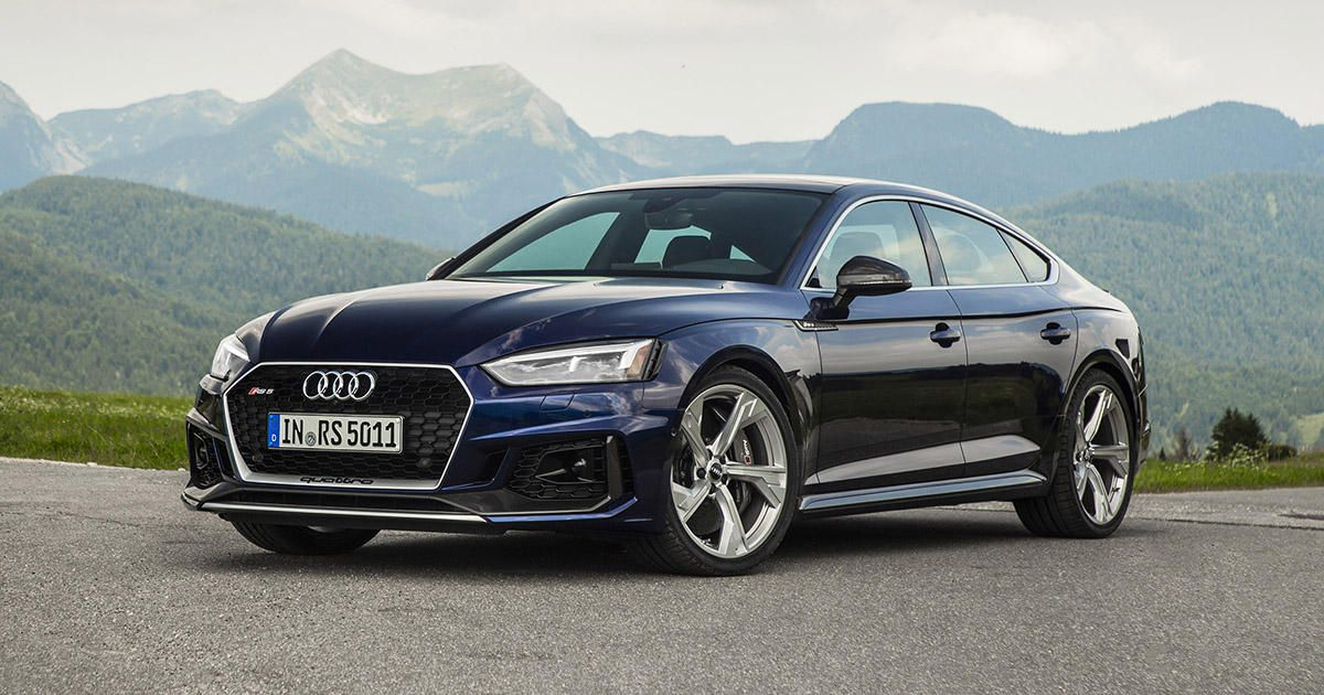 52 The 2019 Audi S5 Review and Release date