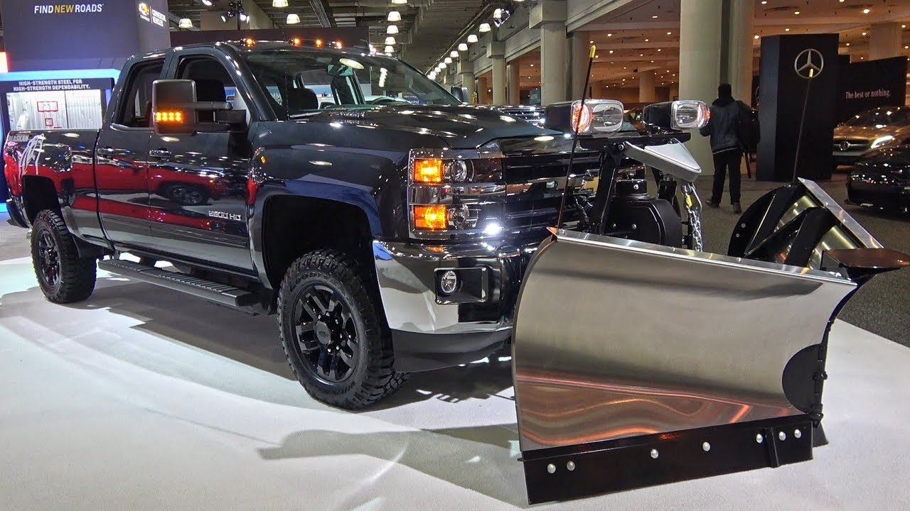 52 The 2019 Chevy Silverado Hd Release Date and Concept