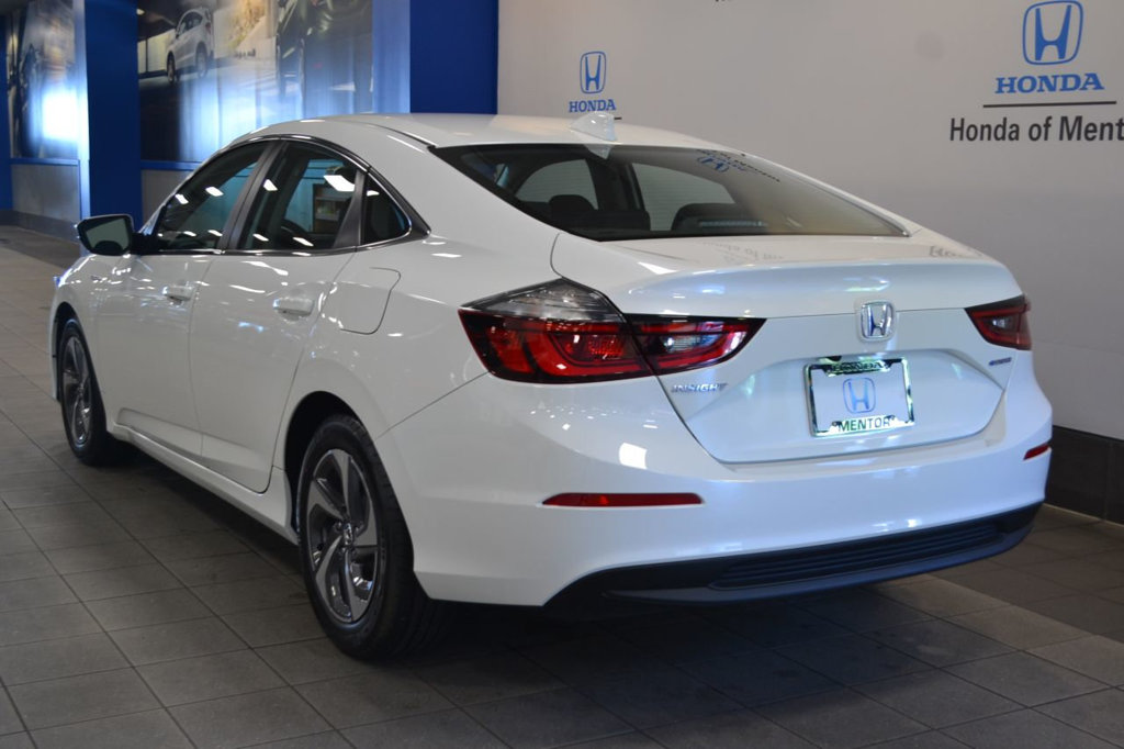 52 The 2019 Honda Insight Redesign