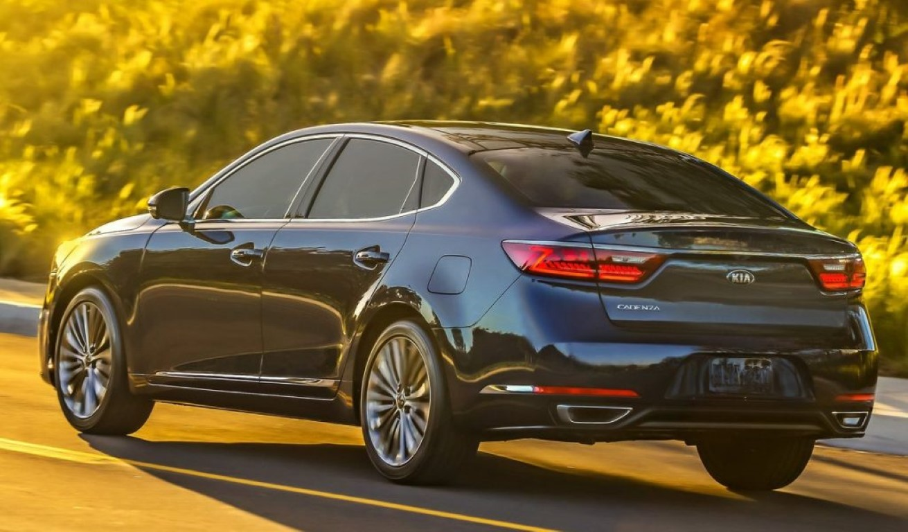 52 The 2020 All Kia Cadenza New Review