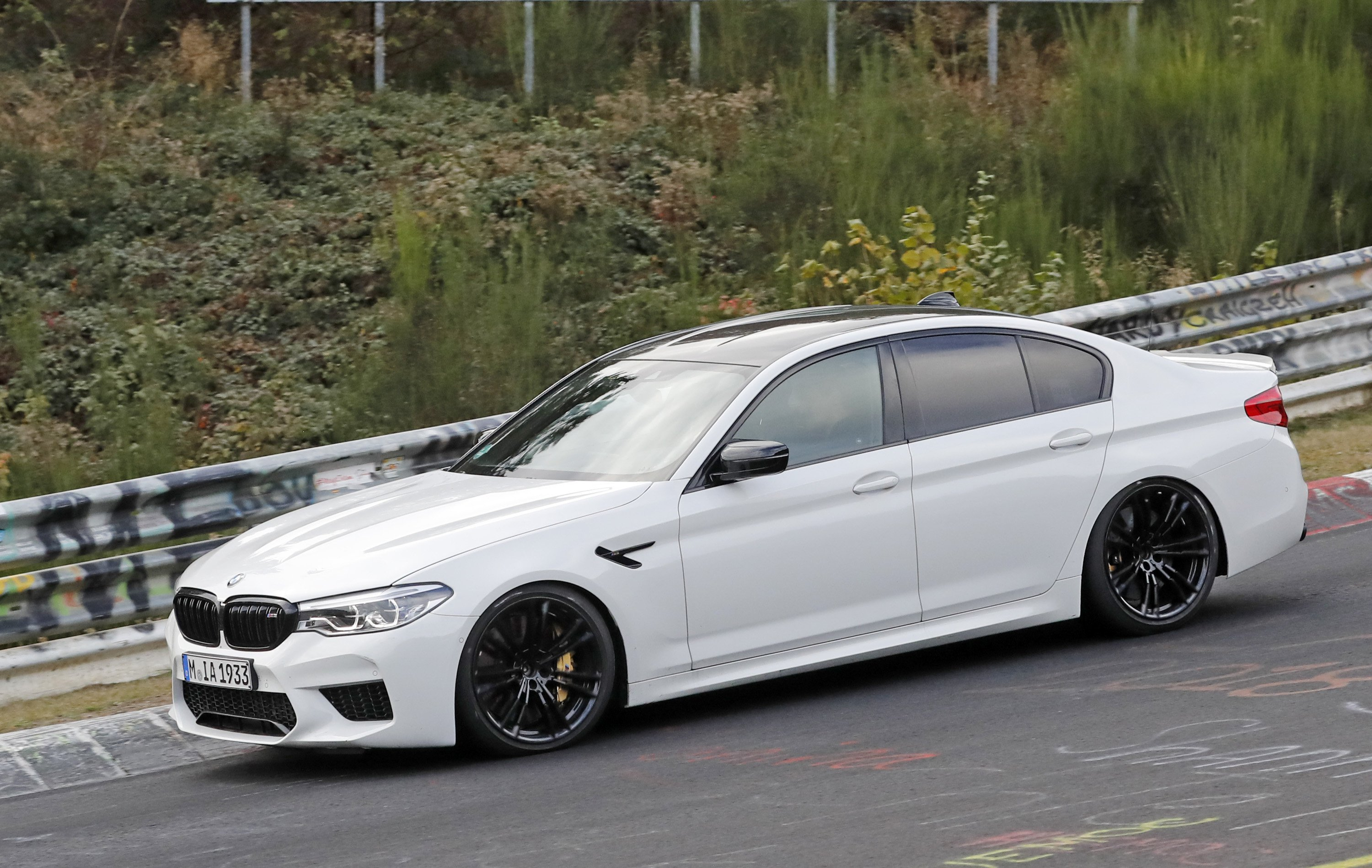 52 The 2020 BMW M5 First Drive