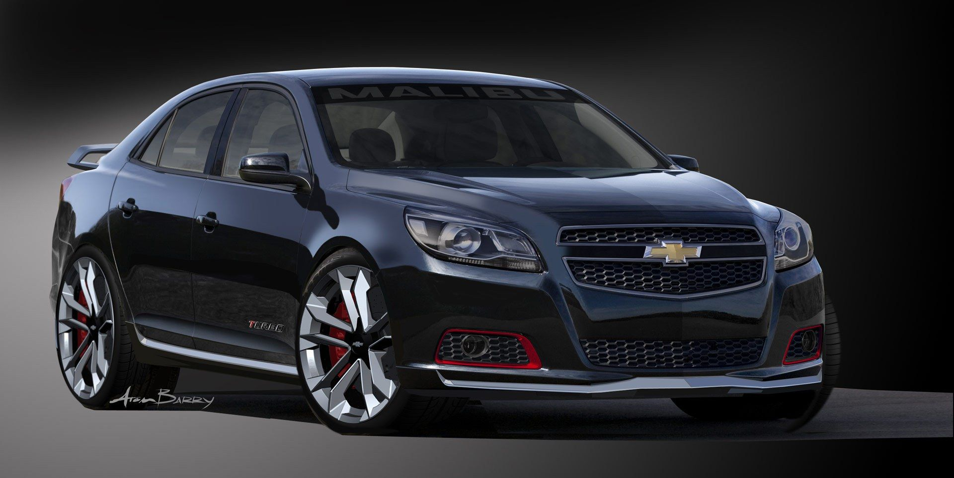 52 The 2020 Chevrolet Malibu Photos