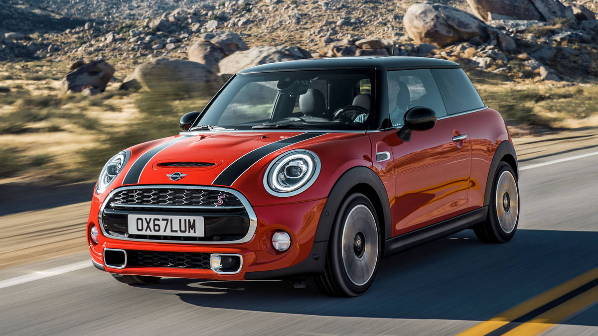52 The 2020 Mini Cooper Convertible S Price