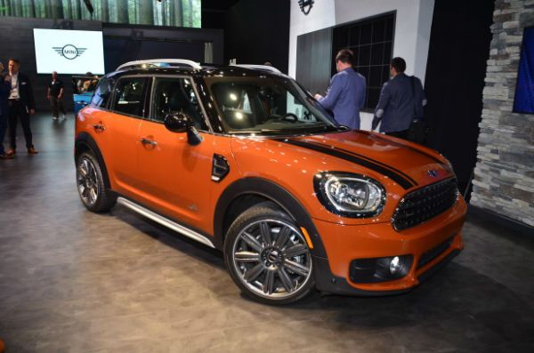 52 The 2020 Mini Cooper Countryman Engine