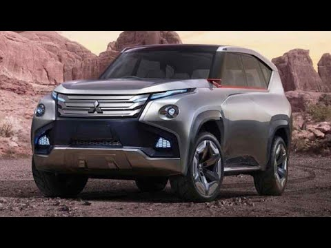 52 The 2020 Mitsubishi Montero Sport Philippines Performance and New Engine