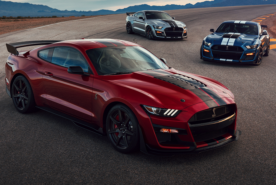 52 The 2020 Mustang Gt500 Picture