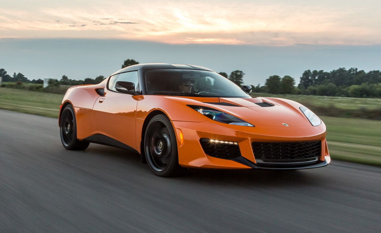 52 The Best 2019 Lotus Evora Concept