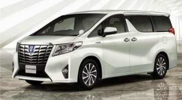 52 The Best 2019 Toyota Alphard Review and Release date