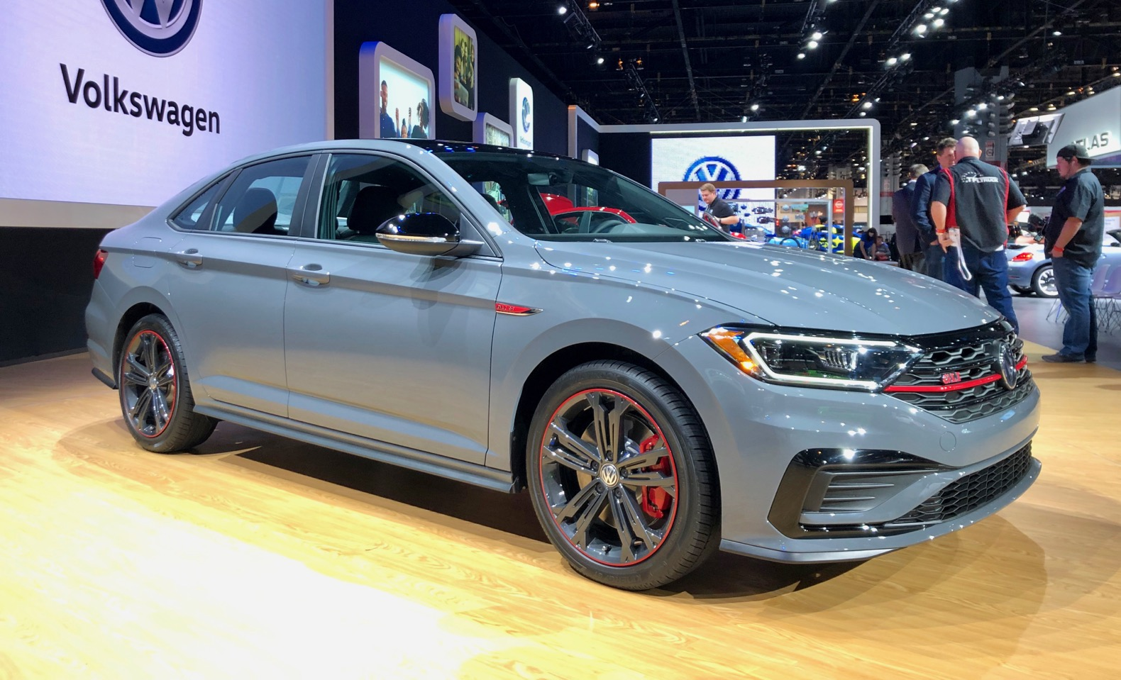 52 The Best 2019 Vw Jetta Gli New Model and Performance